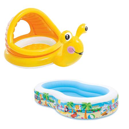 Inflatable Paddling Pools